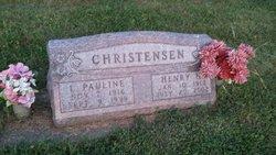 Leila Pauline <i>Masching</i> Christensen
