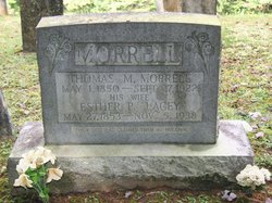 Esther Pauline <i>Lacey</i> Morrell