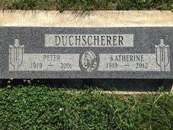 Katherine <i>Thomas</i> Duchscherer