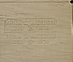 Enola L Nellie <i>Bengston</i> Anderson