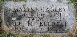 D. Maxine Cagley
