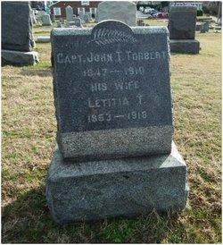 Capt John Thomas Torbert