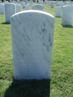 Doris Gail <i>Gabbard</i> Reynolds