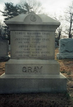 Josephine <i>Avery</i> Gray