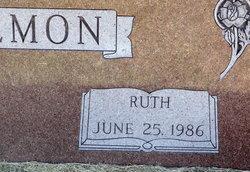 Ruth <i>Scantlin</i> Salmon
