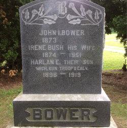 Irene <i>Bush</i> Bower
