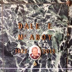 Dale Eugene McAboy