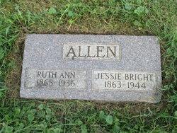 Jessie <i>Bright</i> Allen