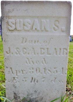 Susan S Blair
