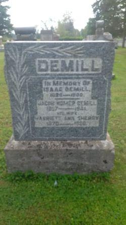 Isaac DeMill