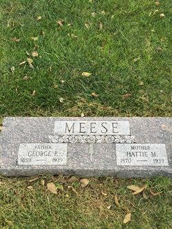 George P Meese