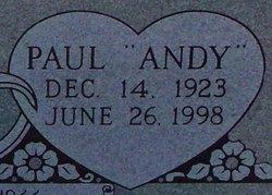 Paul E. Andy Anderson