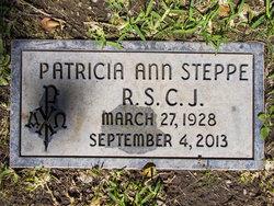 Sr Patricia Steppe