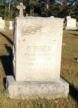 Mary V <i>Hanley</i> O'Brien
