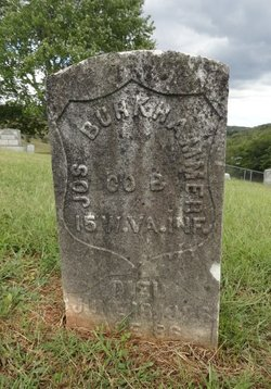 Joseph Isaac Burkhammer, II