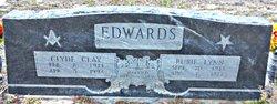 Rubie Lynn <i>Weems</i> Edwards