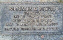 Augustus M Byrnes