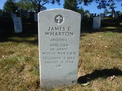 Gen James Edward Wharton