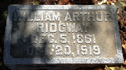 William Arthur Ridgway