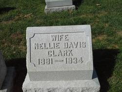 Nellie <i>Davis</i> Clark