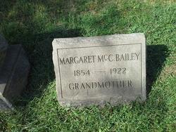 Margaret <i>McCullough</i> Bailey