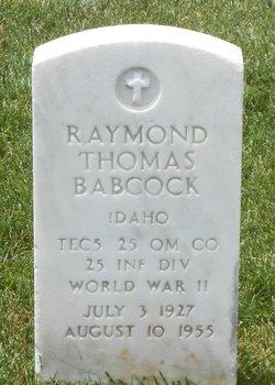 Raymond Thomas Babcock