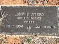 Roy E Ayers