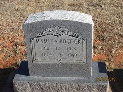 Mamie A Bostick