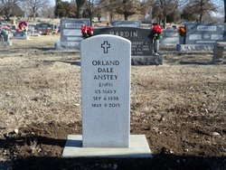 Orland Dale Dale Anstey