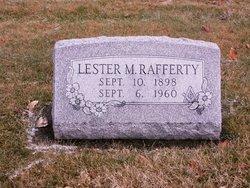 Lester M Rafferty