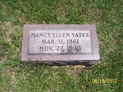 Nancy Ellen <i>Briant</i> Yates