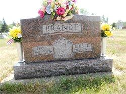 Ethel Edna Anna <i>Hanke</i> Brandt