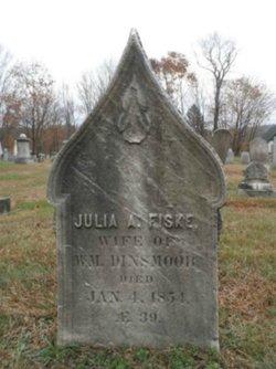 Julia Ann <i>Fiske</i> Dinsmoor