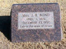Lou Dora <i>Lemmond</i> Bond