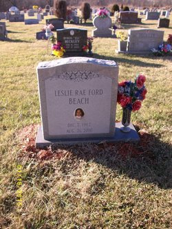 Leslie Rae <i>Ford</i> Beach