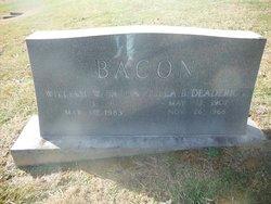 William W Bacon