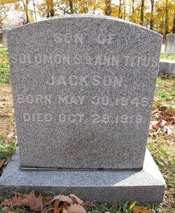 Ancel Titus Jackson