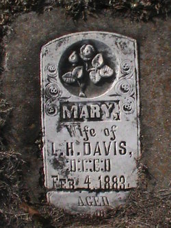 Mary <i>House</i> Davis
