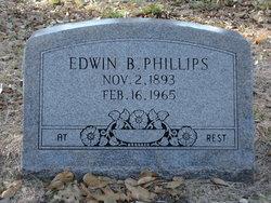 Edwin B Phillips