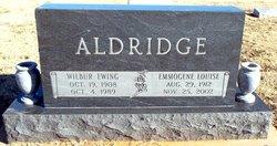 Emmogene Louise Aldridge