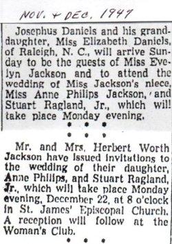 Anne Philips <i>Jackson</i> Ragland