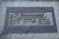 Janet E. <i>Johnson</i> Bovencamp