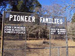 Sand Flat Pioneer Cemetery