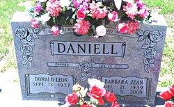 Barbara Jean <i>Trahan</i> Daniell