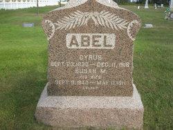 Cyrus Abel