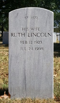 Ruth Lincoln <i>Moore</i> Driggers