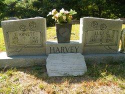 James Arnett Harvey