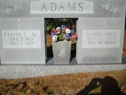 Calvin Clifford Adams, Jr