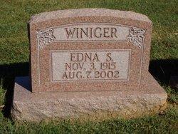 Edna Sophia <i>Wildt</i> Winiger