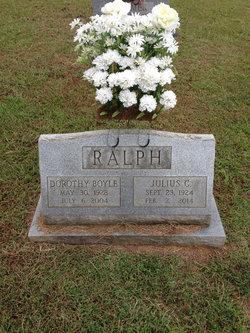 Dorothy <i>Boyle</i> Ralph